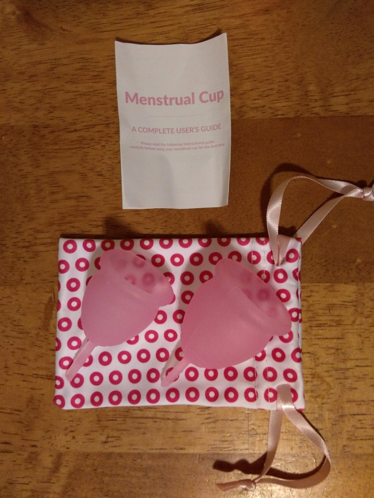 My Experience Using a MenstrualCup